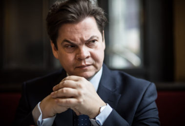 Porträtfoto Christoph Neumayer, Industriellenvereinigung