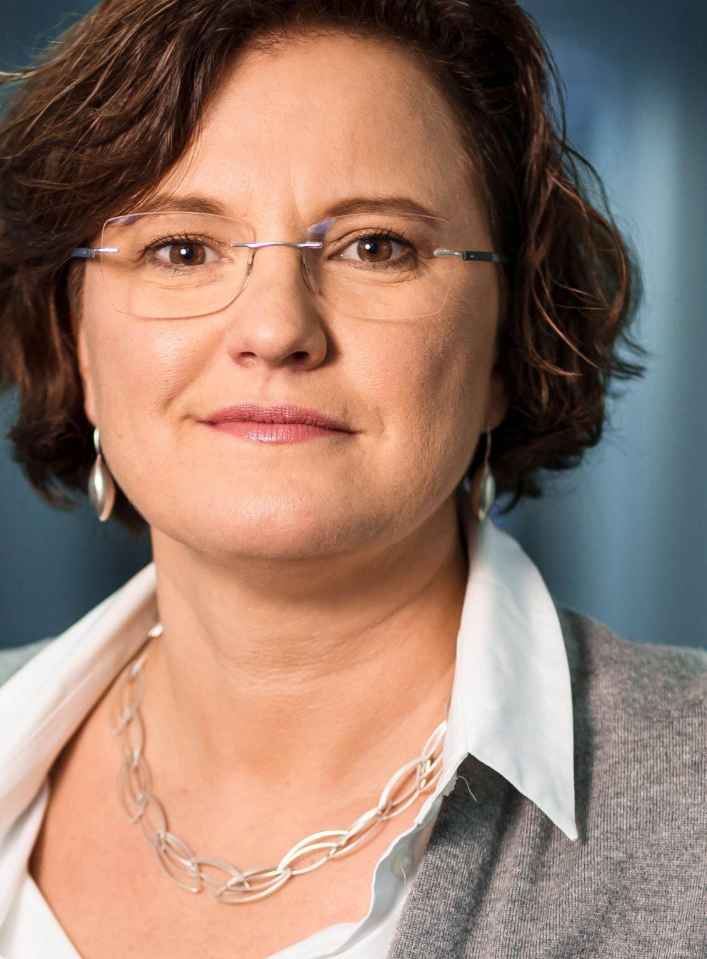 Portrait von Agnes Streissler