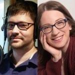Sandra Knopp und Udo Seelhofer