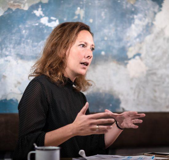 Interviewfoto Judith Pühringer
