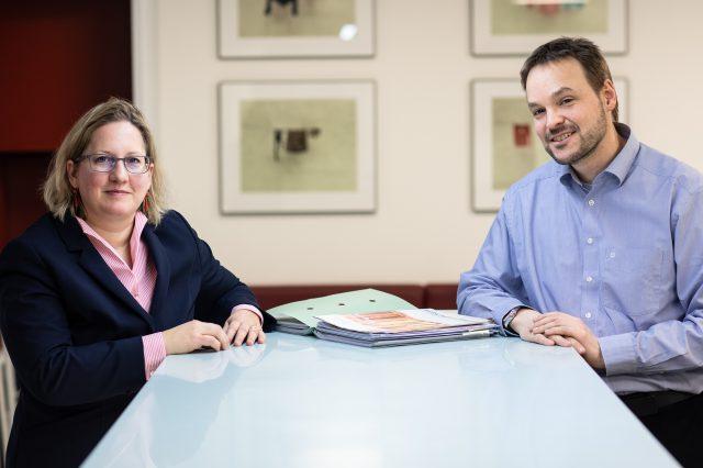 Silvia Hruska-Frank und Frank Ey, Arbeiterkammer Wien, Im Interview
