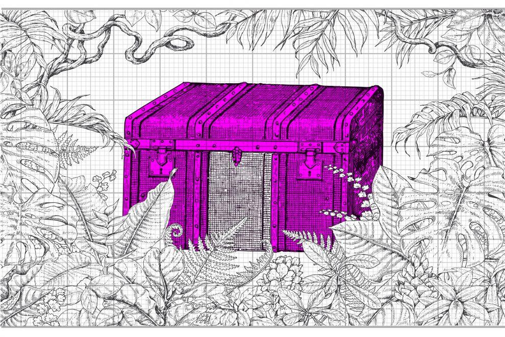 Illustration Förderdschungel
