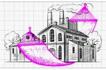 Illustration Wirschaftsmotor High5