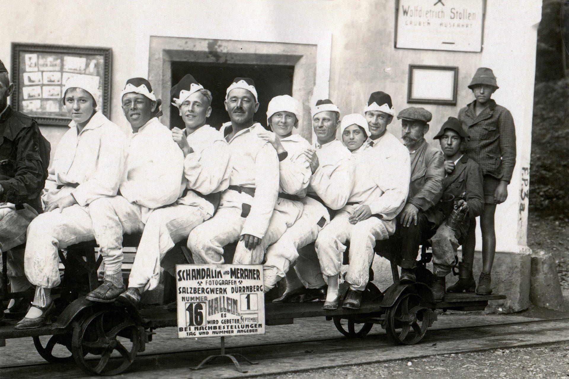 Bergbau historisch