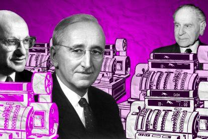 Friedman, Hayek, Popper