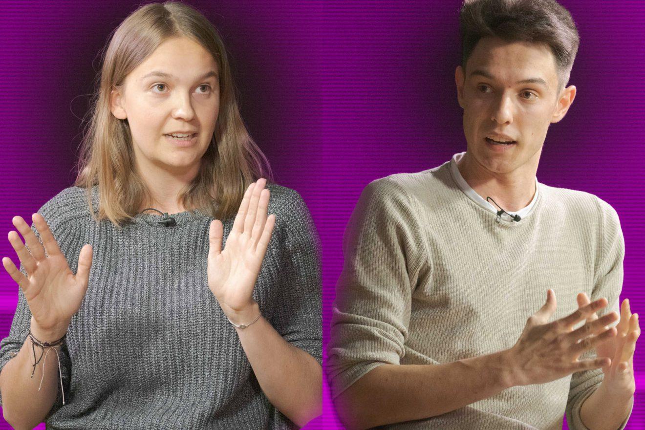 Anna Stürgkh und Paul Stich