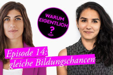 Podcast: Melisa Erkurt, Sara Hassan
