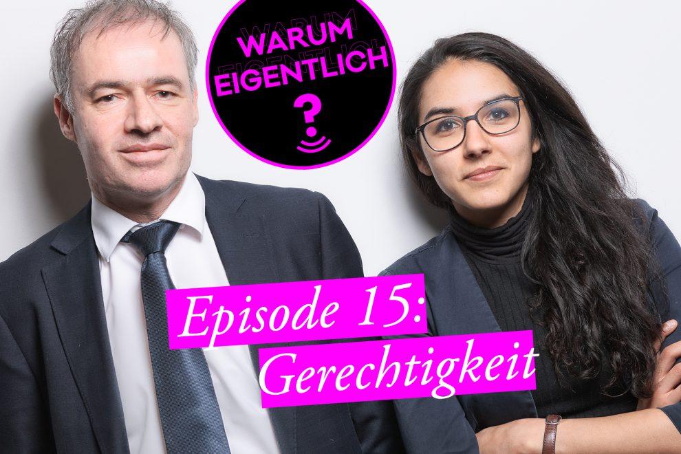 Podcast: Sara Hassan und Oliver Scheiber