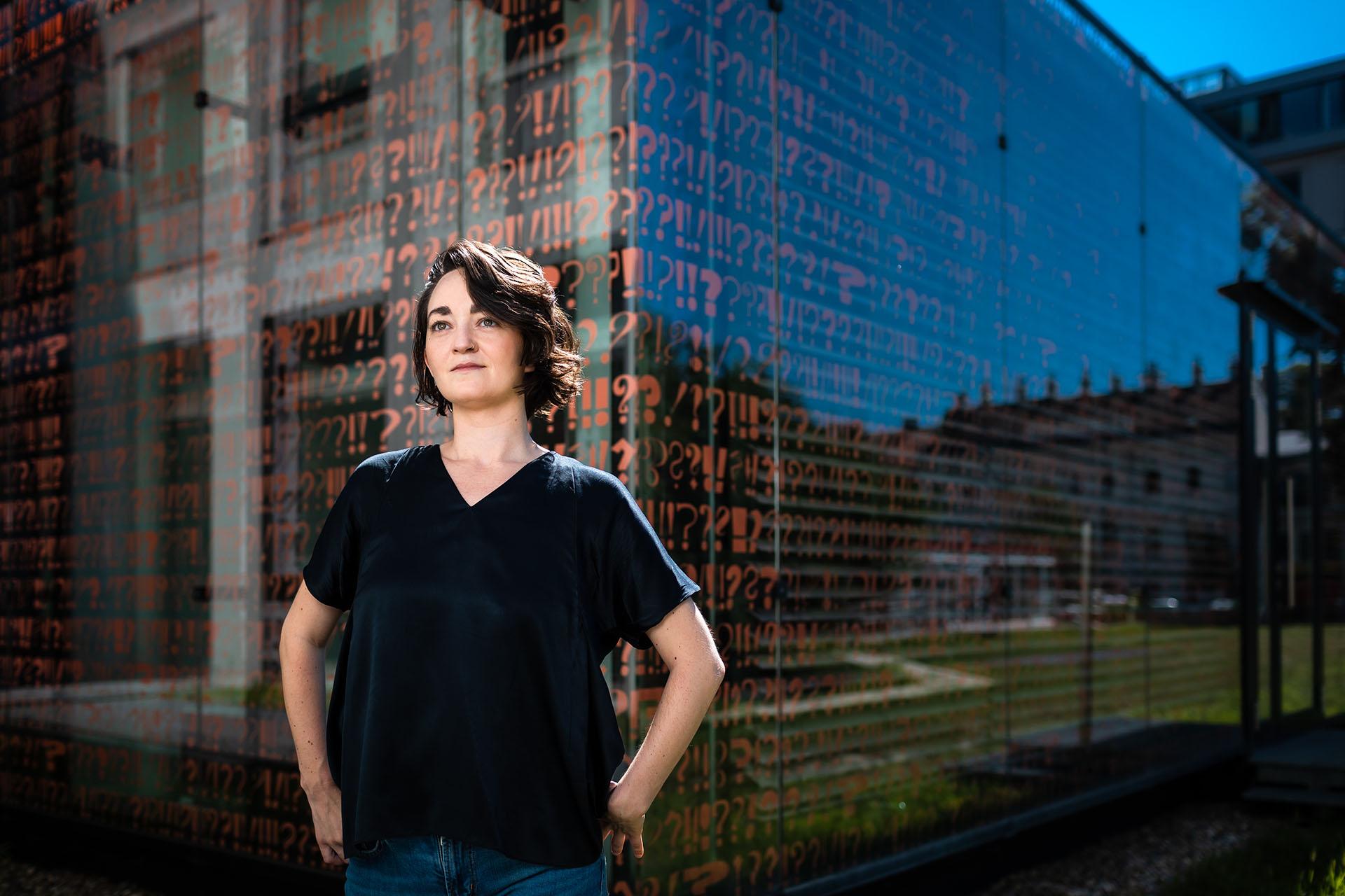 Franziska Disslbacher im Interview über die ungleiche Verteilung von Vermögen.
