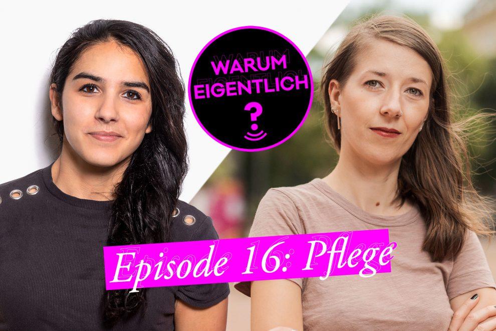 Podcast: Sara Hassan und Flavia Matei