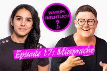 Podcast: Sara Hassan und Michaela Moser
