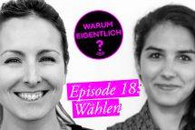 Podcast: Tamara Ehs und Sara Hassan