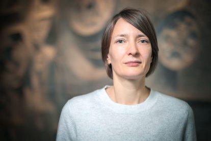 Porträt Ulrike Huemer