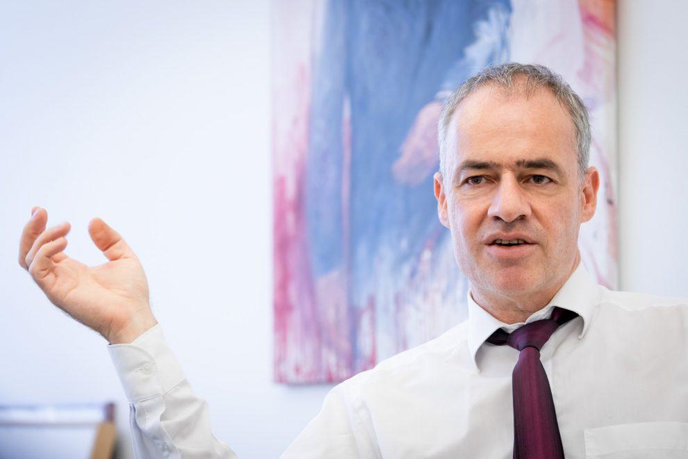 Richter Oliver Scheiber im Interview über ein spannendes Jahr für die österreichische Justiz