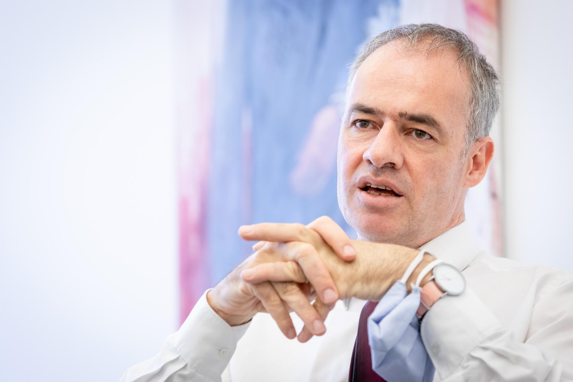 Richter Oliver Scheiber zur Pflichtverteidigung in der österreichischen Justiz