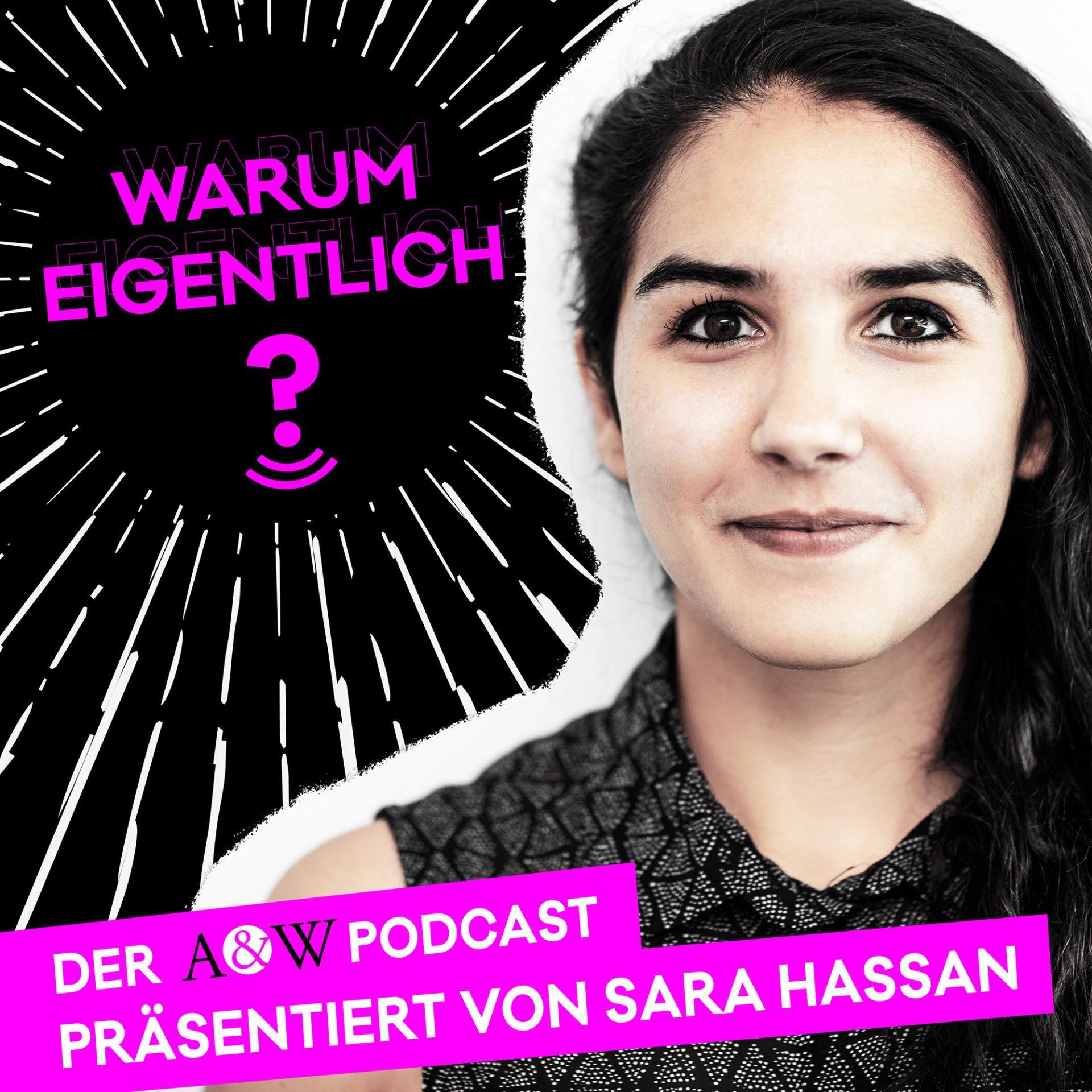 Podcast mit Sara Hassan