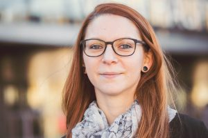Sabine Fleckinger, Betriebsrätin ÖBB Business, beobachtet einen Kulturwandel durch die Krise