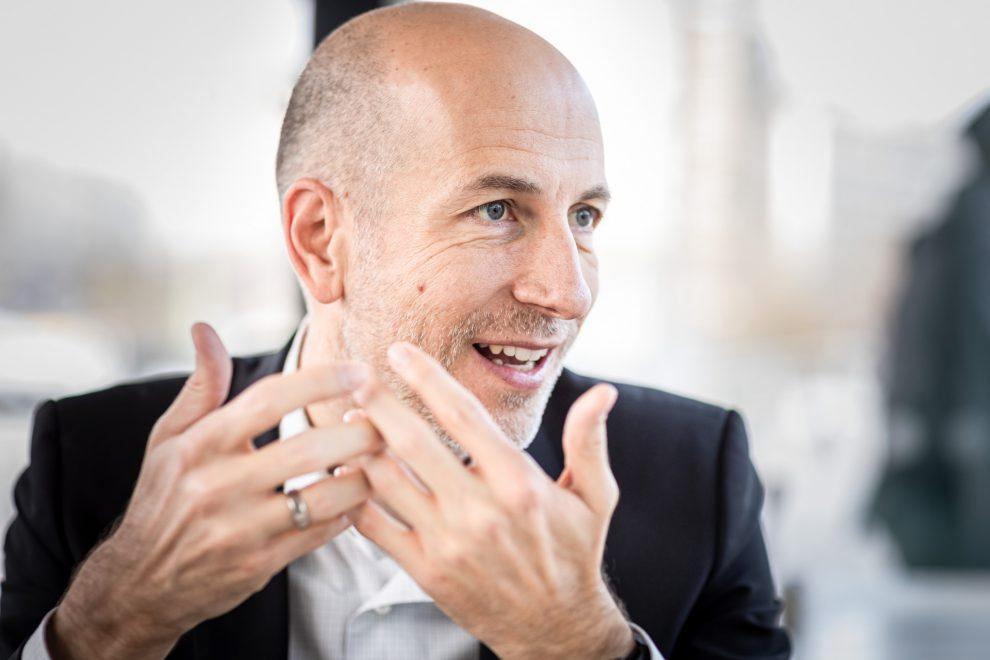 Martin Kocher, der neue Arbeitsminister
