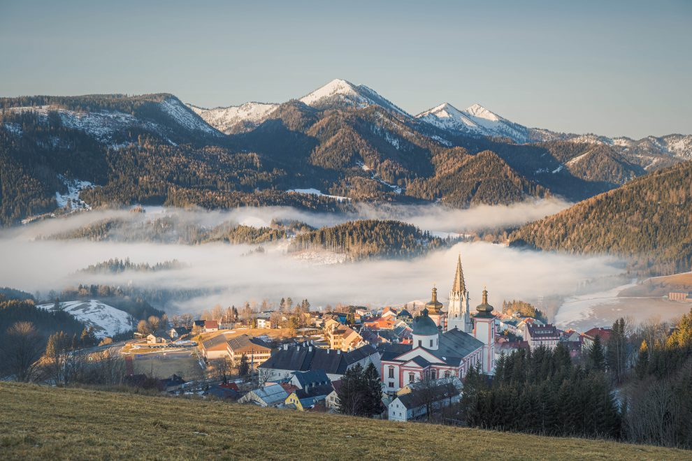 Tourismus in Mariazell