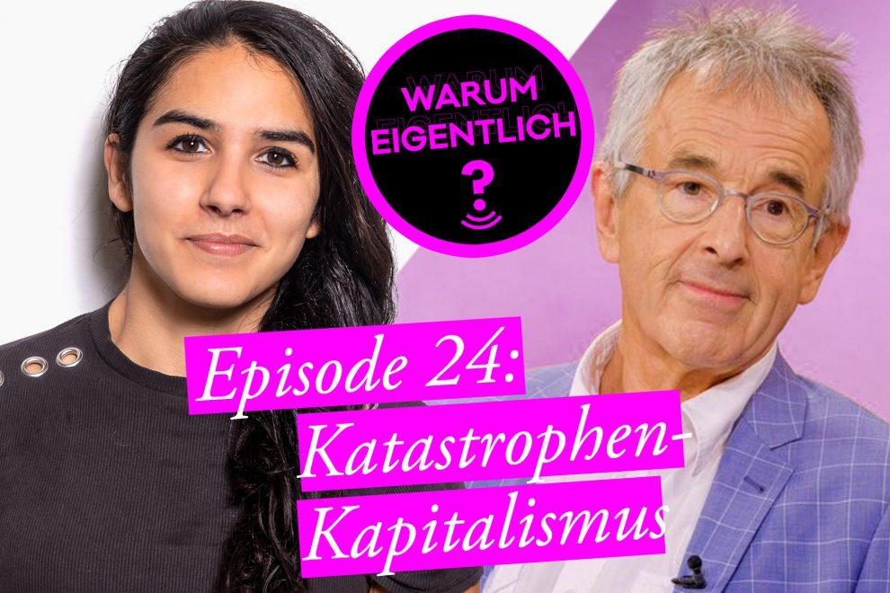 Podcast: Sara Hassan und Stephan Schulmeister