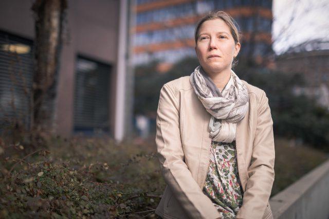 Gudrun Steinmann, Schuldnerberatung